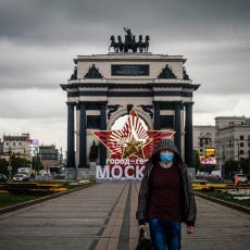 POLA MILIONA ZARAŽENIH: Samo u Moskvi 76 umrlih u poslednja 24 časa