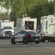 POLICAJAC I ČETIRI OSOBE UBIJENI U PUCNJAVI: Amerikanci tonu u sve dublje nasilje, masakri im postali svakodnevica (VIDEO)