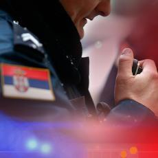 POLICIJA PRIMILA HITAN POZIV: Odmah su krenuli ka Brankovom mostu da spreče HAOS!