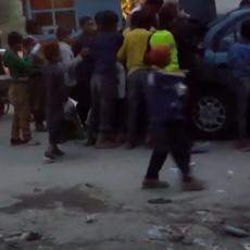 POLICIJA PUCALA NA GLADNE: Veliki broj mrtvih na protestu protiv neravnopravne PODELE HRANE tokom epidemije (VIDEO)