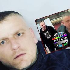 POLICIJO, VRAĆAM SE NA ULICU, U KRIMINAL: Tukao se sa Karađorđem u Parovima, a sada je snimio ŠOK VIDEO