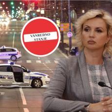 POLICIJSKI ČAS JE NEIZBEŽAN? Darija poslala moćnu poruku i otkrila da li će zaključavanje zaustaviti virus
