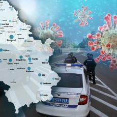 POLICIJSKI ČAS JE SVE IZVESNIJI! Korona bukti u Srbiji: Bližimo se ALARMANTNOJ BROJCI od 1.500 zaraženih na dan