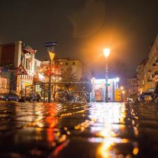 POLICIJSKI ČAS PRVI PUT NAKON DRUGOG SVETSKOG RATA: Puste ulice i policijske patrole