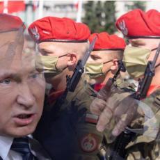 POLJSKI MINISTAR ODBRANE STRAHUJE: Duboko je uveren da zna šta je prava Putinova namera