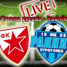 ZVEZDA JE U FINALU KUPA! Crveno-beli na korak od duple krune, za trofej protiv Partizana ili Vojvodine