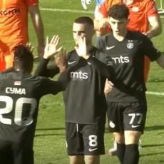 MLADI ŠTULIĆ SRUŠIO POLJAKE: Partizan pobedom najavio borbu za titulu (VIDEO)
