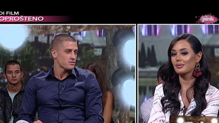 PONAVLJAJU SCENARIO: Ana i David OSULI PALJBU po Aleksandri, Dragojević otkrio nove detalje nakon izlaska iz Zadruge (VIDEO)