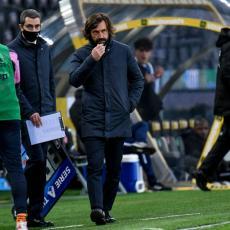 PONIŽAVANJE: Pirlo odbio nepristojnu ponudu Juventusa