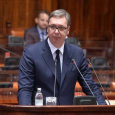 PONOS I DIKA SRBIJE! Vučić sutra na dodeli stipendija Dositeja