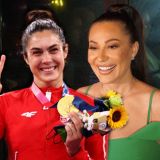 PONOS NAŠ! Pogledajte kako je CECA čestitala Milici Mandić na ZLATNOJ MEDALJI - posvetila joj PESMU