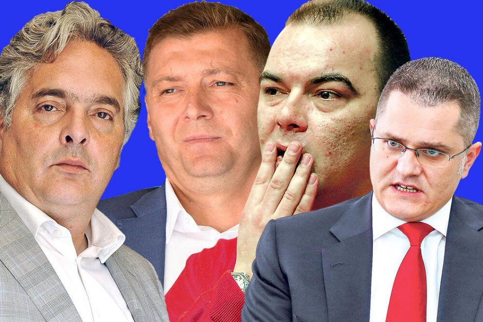 PONOVO LETI PERJE: Vladimir Gajić napao Zelenovića, Ješić Vukove saradnike nazvao filijalom morona!