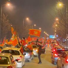 PONOVO NEREDI NA ULICAMA CRNE GORE! Patriote blokirale saobraćaj, auto-kolone u nekoliko gradova