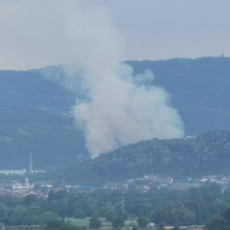 PONOVO POŽAR KOD ČAČANSKE SLOBODE: Vatra zahvatila šumu, sve raspoložive vatrogasne ekipe na terenu