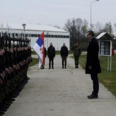 PONOVO SE OGLASIO VUČIĆ: Nakon vojne vežbe Odgovor 2021 poslao JAKU PORUKU Srbiji (FOTO)