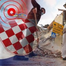 PONOVO SE TRESLA HRVATSKA! Meštane probudili buka i ljuljanje, tlo se ne smiruje