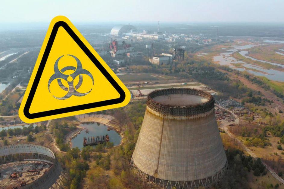 PONOVO ZRAČI ČERNOBILJ: Ukrajinski naučnici prate situaciju, za dve godine će možda biti kritično VIDEO