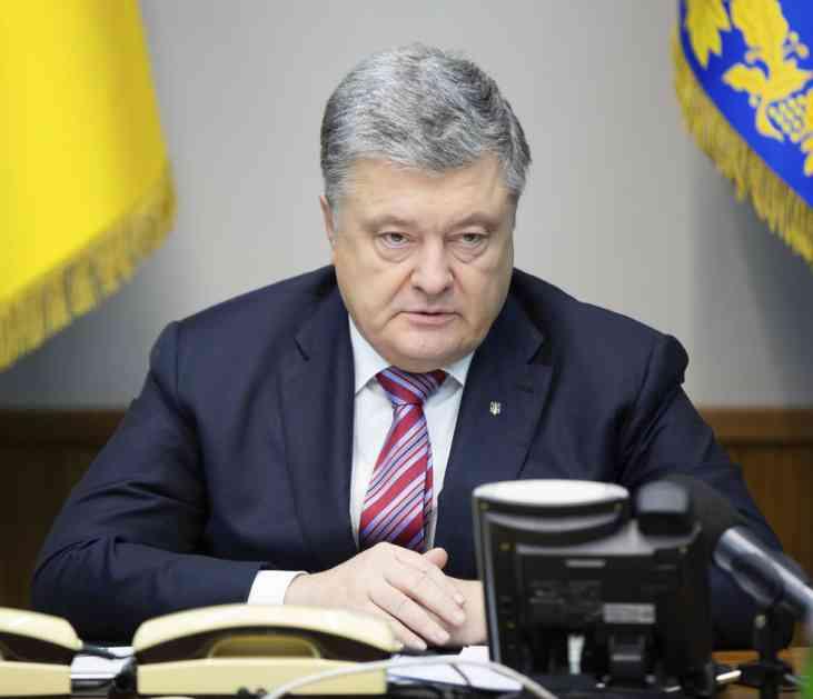 POROŠENKO SAD ZOVE NEMAČKU: Ojačajte snage u Crnom moru i sprečite agresiju Rusije
