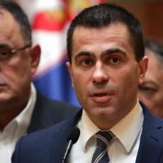PORUKA O ODLUČNOSTI U BORBI PROTIV KRIMINALA Oglasio se Miličević o borbi države i mafije