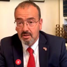 PORUKE PODRŠKE SA SVIH STRANA: Ambasador SAD izjavio saučešće povodom smrti mitropolita Amfilohija