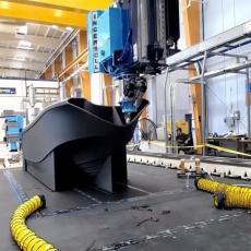 POSAO OD NEKOLIKO MESECI ZAVRŠEN ZA TRI DANA! Najveći 3D štampač na svetu odštampao CEO BROD (VIDEO)