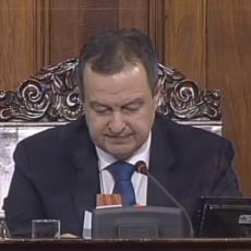 POSLANICI IZGLASALI: Ivica Dačić izabran za novog predsednika parlamenta
