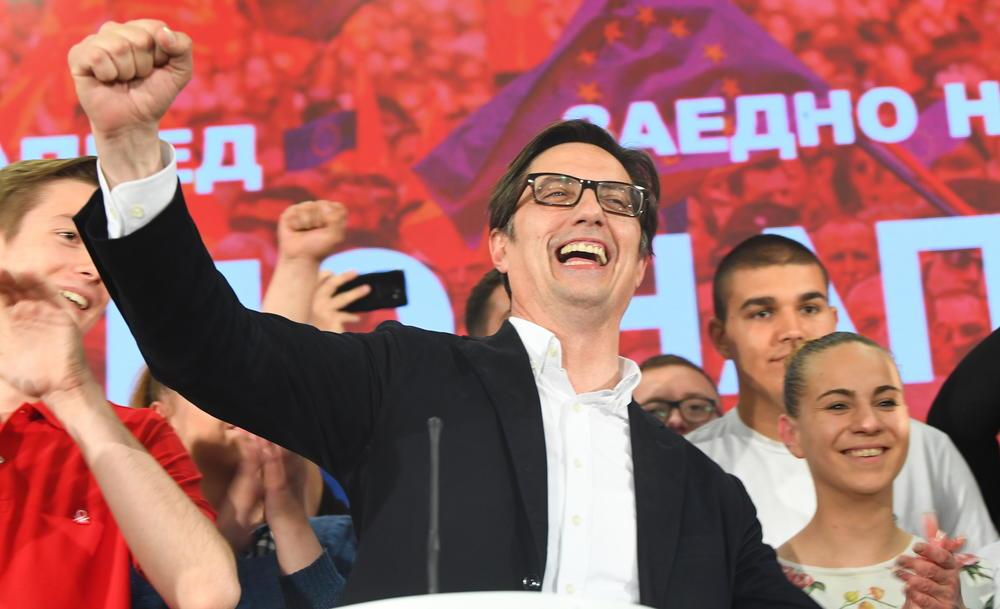 POSLAO PISMO ZAHVALNOSTI: Pendarovski se zahvalio Senatu SAD na engleskom i albanskom!