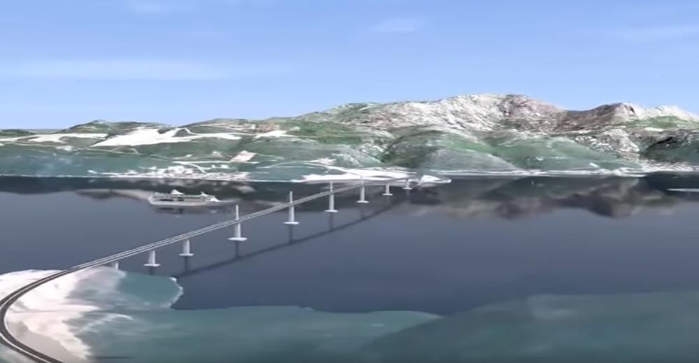 POSLE 300 GODINA PELJEŠKI MOST SPAJA HRVATSKU: Most će nas spasiti, poručuju lokalci, Vlada HR: besplatna mostarina za sve!