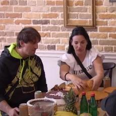 POSLE BLUDNE NOĆI: Kristijan došao na Kristininu slavu, i seo pored nje - kao pravi domaćin! (VIDEO)