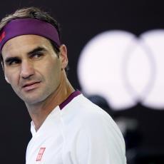 POSLE ELIMINACIJE SANDGRENA: Federer IZNENADIO sve! Ovo retko priznaje!