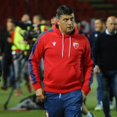 POSLE PETARDE U SURDULICI: Milojević istakao JEDNU stvar koja mu se dopala