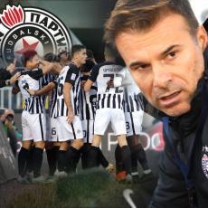 POSLE PORAZA U NIŠU: Konačno dobra vest stigla u Partizan!