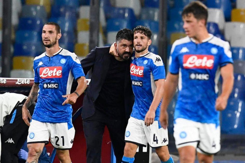POSLE PREOKRETA: Napoli Uu gostima pobedio Benevento VIDEO