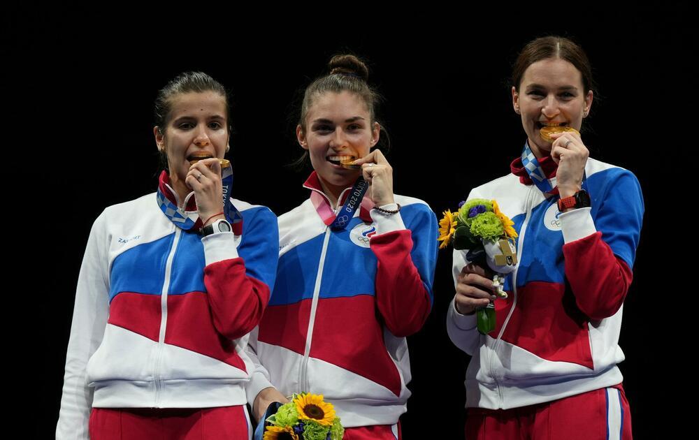 POSLE RIJA POKORILE I TOKIO: Ruskinje odbranile olimpijsko zlato u mačevanju sabljom