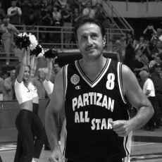 POSLE SAOBRAĆAJNE NESREĆE: Preminuo Boban Petrović, legenda Partizana