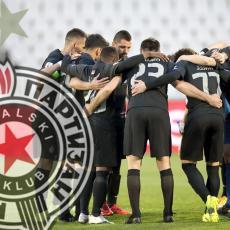 POSLE SJAJNE GOLGETERSKE SERIJE: Partizan potpisao ugovor na četiri godine sa napadačem (VIDEO)
