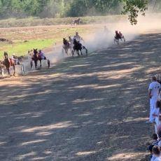 POSLE VIŠE OD 10 GODINA: Na hipodromu u Velikoj Plani održane konjske trke