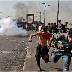 POSLEDICE VELIKOG NASILJA U IRAKU: Amerikanci ponovo u centru svega (FOTO/VIDEO)