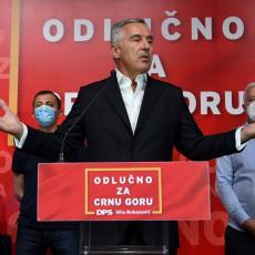 POSLEDNJA NADA ZA ODLAZEĆU VLAST: Đukanović ponovo izabran za predsednika DPS
