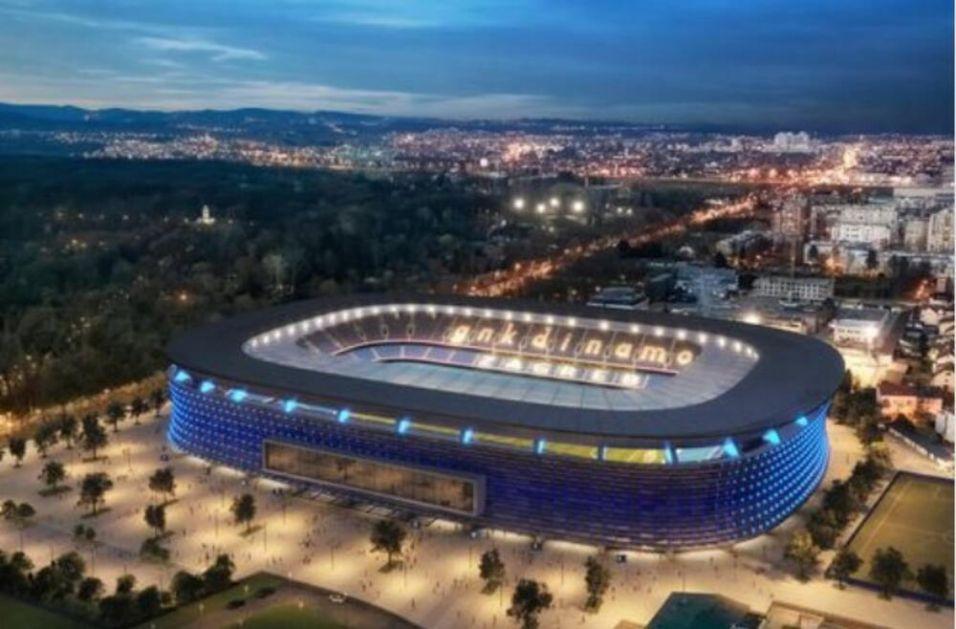 POSLEDNJA REČ ARHITEKTURE: Ovako će izgledati novi Maksimir od 60.000.000 evra! FOTO