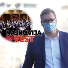 POSLEDNJA VEST - ZVANIČNO: Evo kada se Vučić obraća posle sednice Saveta za nacionalnu bezbednost