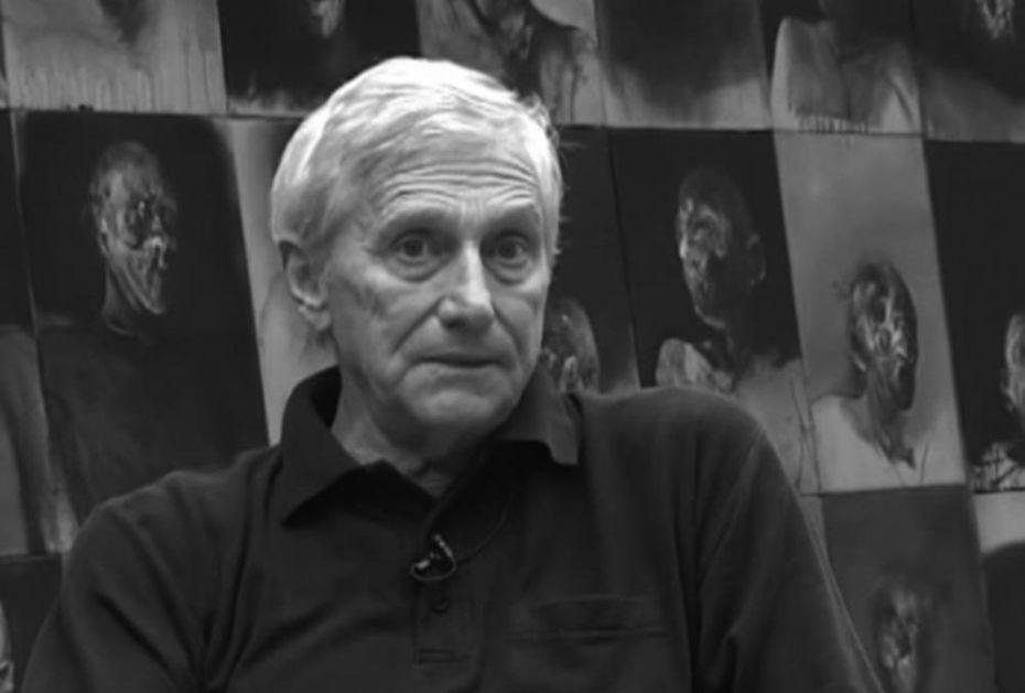 POSLEDNJE ZBOGOM VELIKOM SLIKARU: Vladimir Veličković biće danas sahranjen u Aleji u prisustvu najbližih!