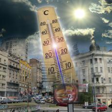 POSLEDNJI DAN VIKENDA NEMIRNO VREME: Red kiše i oblaka, a u prestonici prolećne temperature