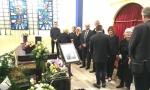 POSLEDNjI OPROŠTAJ OD ŠURDE: Ispraćen Ljubiša Samardžić uz A sad adio (FOTO/VIDEO)