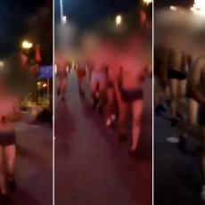 POSLODAVAC IZ PAKLA! Brutalno kršenje ZAKONA! PONIZIO svoje radnike, naterao ih da trče GOLI ULICOM! (VIDEO)