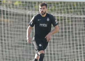 'POSTOJI NEKA CRNOGORSKA VEZA KOJA DOBRO RADI': Šćekić se osvrnuo na jučerašnji gol protiv Čuke, pa prokomentarisao svog zemljaka Vujačića!