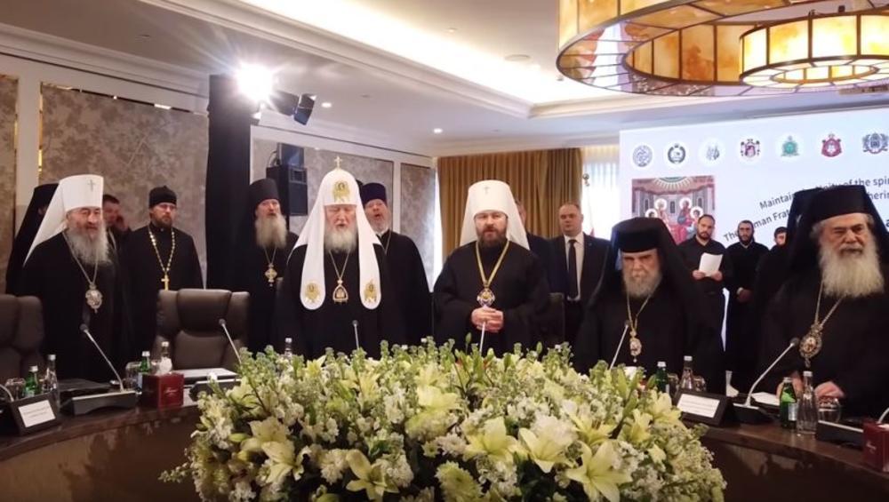 POŠTUJTE IMOVINU CRKVE: Poglavari pravoslavnih crkava poslali poruku vlastima u Crnoj Gori (VIDEO)