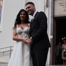 POSVAĐALI SE NA DAN SVADBE: Perućica i njegova žena otkrili oko čega se nisu složili