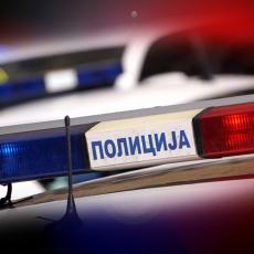 POTERA KAO NA FILMU! Automobil tokom bekstva od policije u Beogradu se zakucao u drvo, a onda izvadio PIŠTOLJ