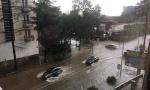 POTOP U NIKŠIĆU: Pao grad veličine lešnika, ulice pod vodom (FOTO)
